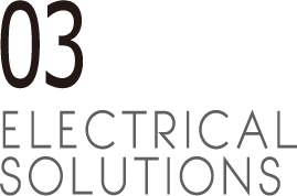 03 ELECTRICAL SOLUTIONS